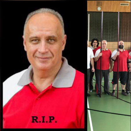 Fallece DaiSifu Andreas Gross
